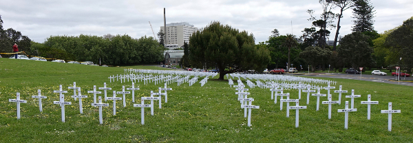 The Brothers Field of Remembrance