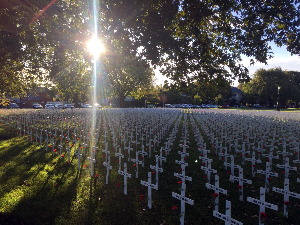 Christchurch Field of Remembrance