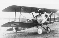 sopwith-camel airplane